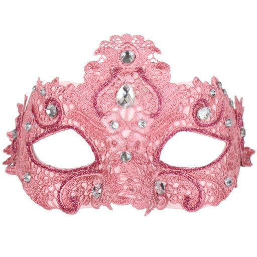 Crystal Lace Mask