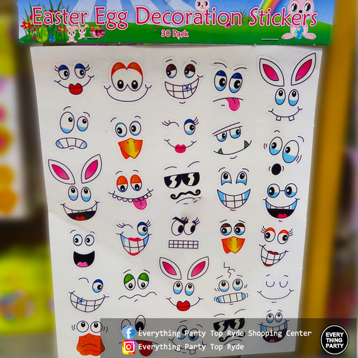 Easter - Easter Stickers