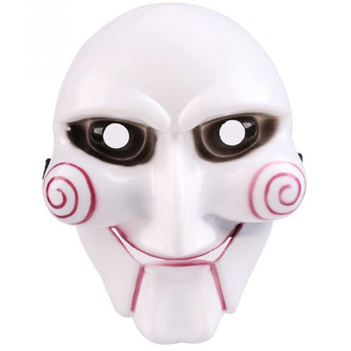 Billy saw puppet mask