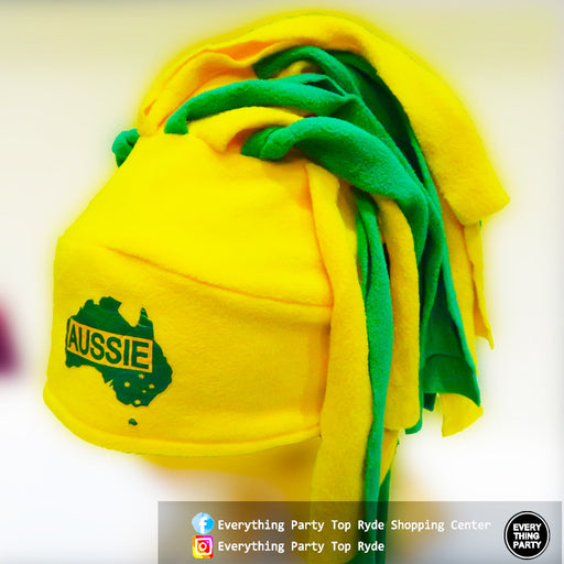 aussie supporter hat