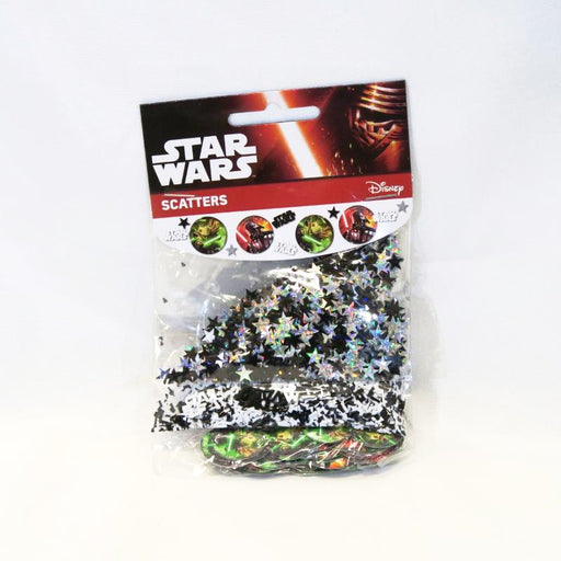 star wars party scatter, star wars confetti