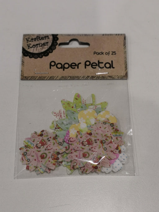 25pk Craft Paper Petal,Decoration - Everything Party
