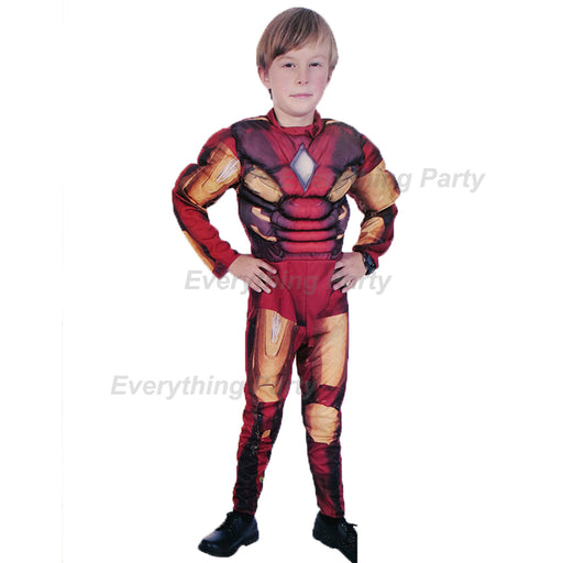 Kids - Iron Hero Costume,Costume - Everything Party