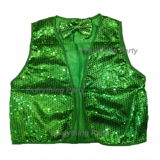 sequined disco costume