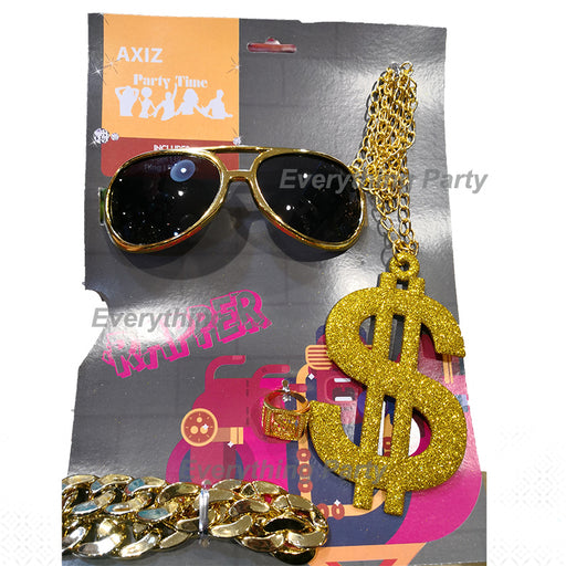 dollar sign party accessory