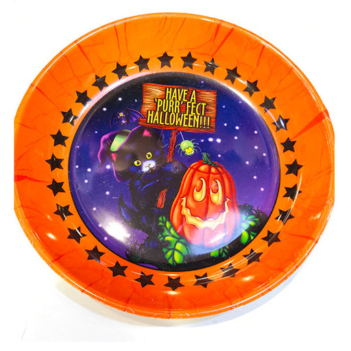 halloween serving bowl