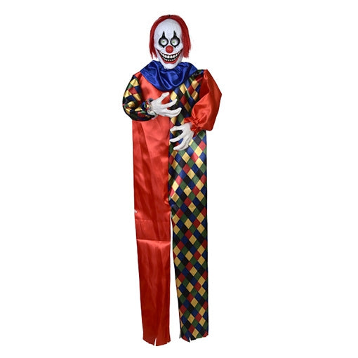 halloween hanging clown