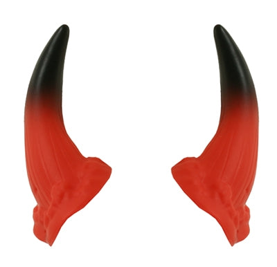 latex devil horns