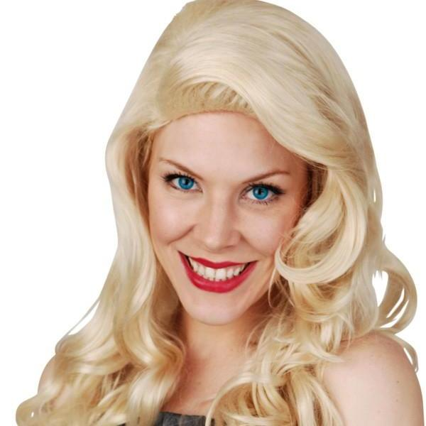 Rita Hollywood Blonde Wig