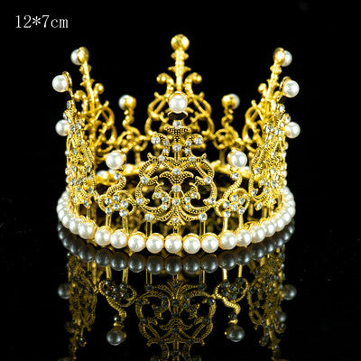crown cake decoration, crown cake topper