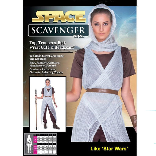 star war costume