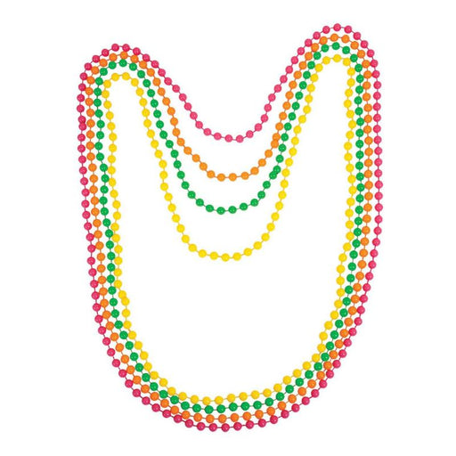 1980's colourful necklace