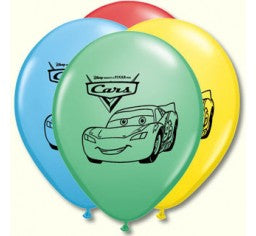 Disney car balloon