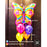jumbo butterfly foil helium balloon bouquet