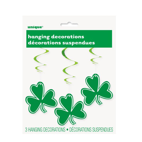 shamrock decoration, st patrick's day decoration