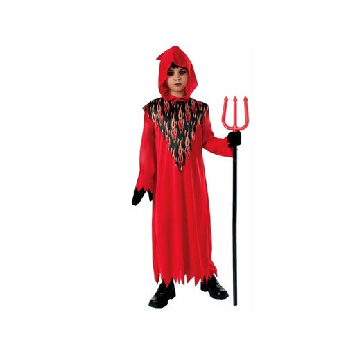 Devil boy costume