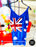Australia Flag sequin dress, Aussie flag sequin dress