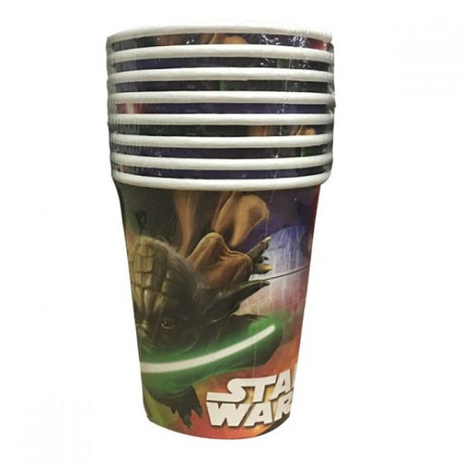 Star wars paper cups