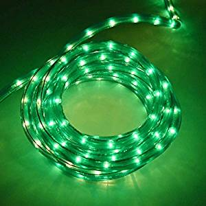 Christmas - 10 Meters LED Rope Lights with 8 function Control