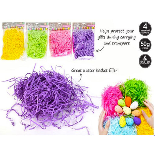 Easter grass, paper basket filler