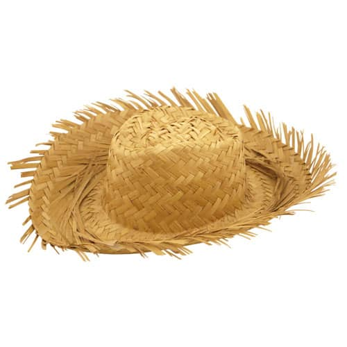 farmer straw hat