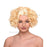 Wig - Women's Short Curly Blonde Bob Wig,Wigs - Everything Party