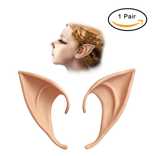 Latex Elf Ears Fairy Ears