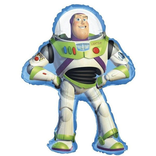 buzz balloon, toy story balloon, buzz light balloon