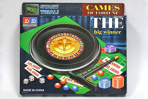 the big winner, casino game