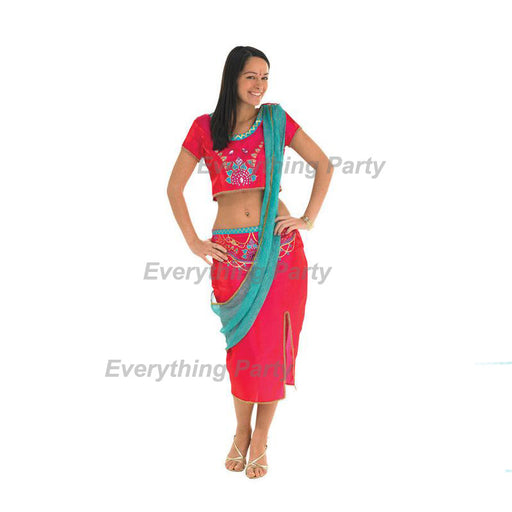 Adult - Bollywood Starlet Costume,Costume - Everything Party