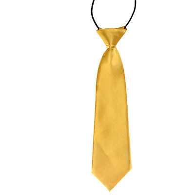 metallic necktie