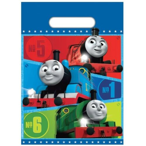 Thomas party bags, thomas lolly bag