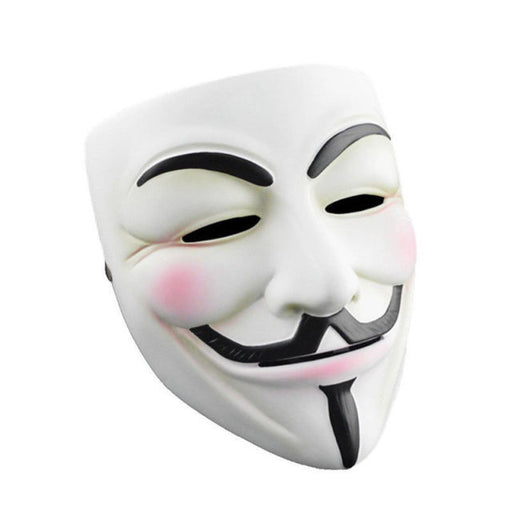 Halloween Guy Fawkes V for Vendetta Anonymous Mask