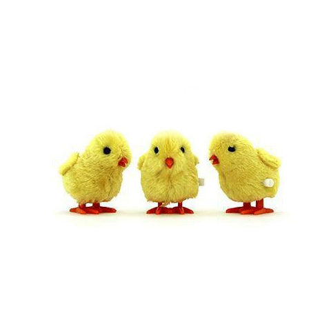 easter chicks, easter craft chicks, wind up jumping chicks