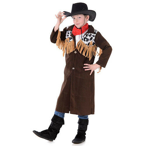 kids cowboy costume, children cowboy costume