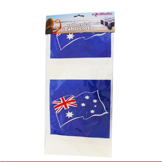 Australia day tablecloth