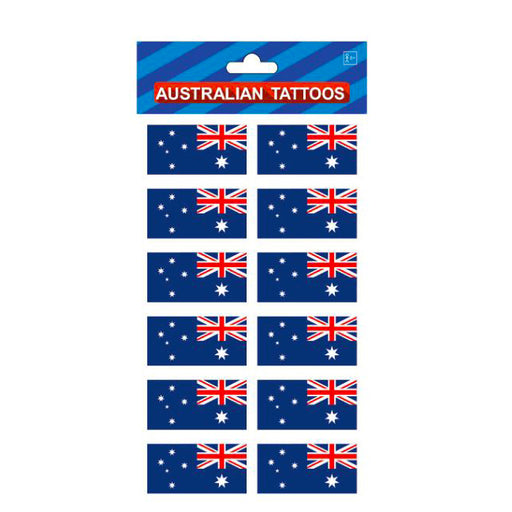 Australia flag Tattoo
