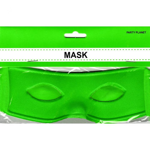 green eye mask