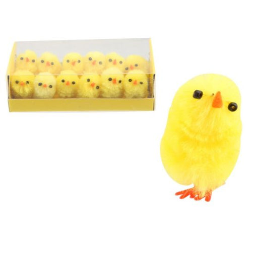 easter chicks, easter mini chicks, easter craft chicks
