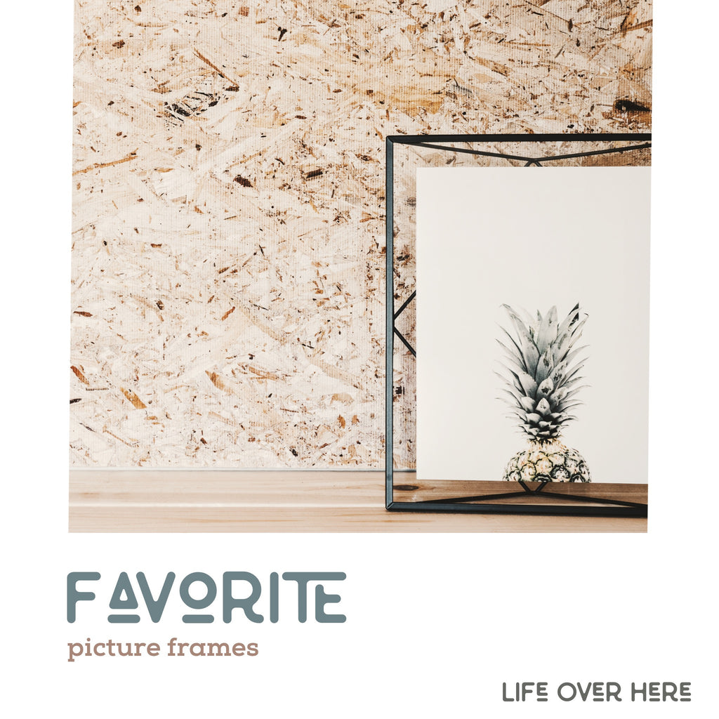 Our Favorite Picture Frames