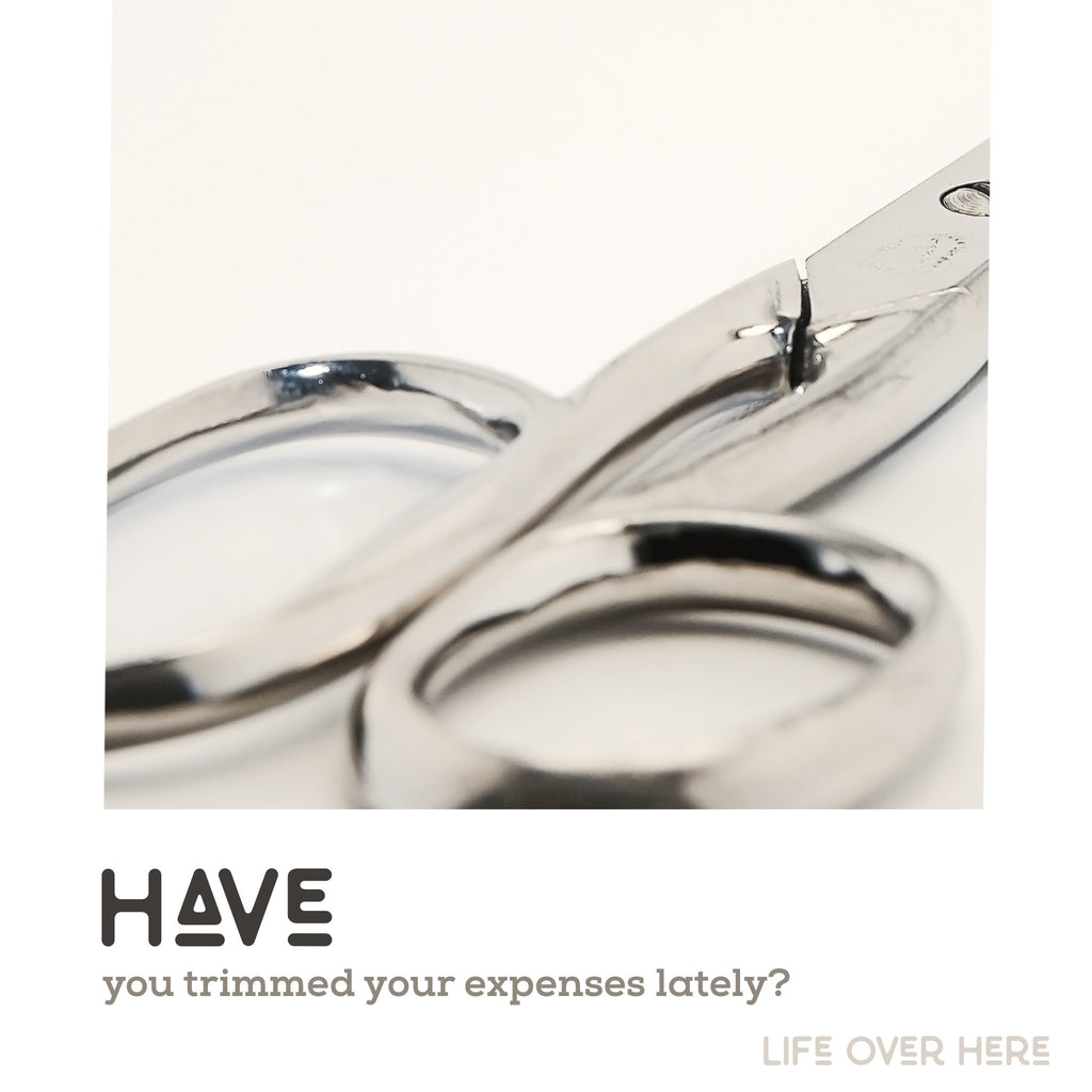 Have You Trimmed Your Expenses Lately?