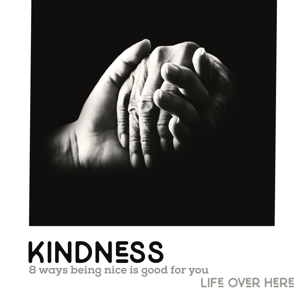 #kindness: 8 Ways Being Nice Is Good For You