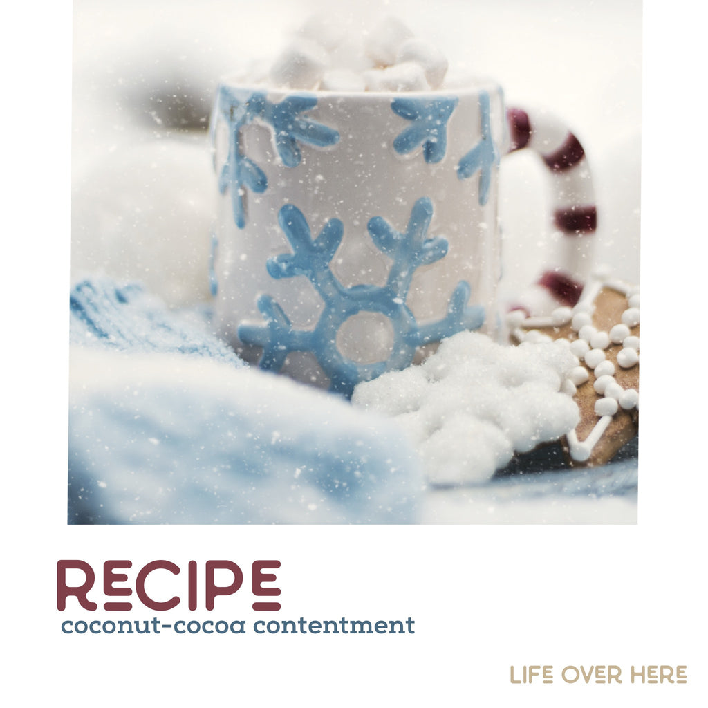 Recipe: Coconut-Cocoa Contentment