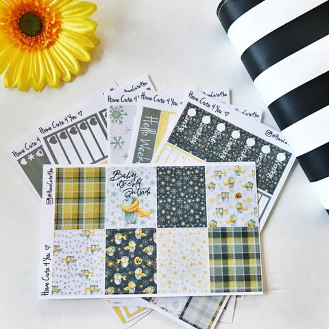 Planner Accessories from HoweCute4You