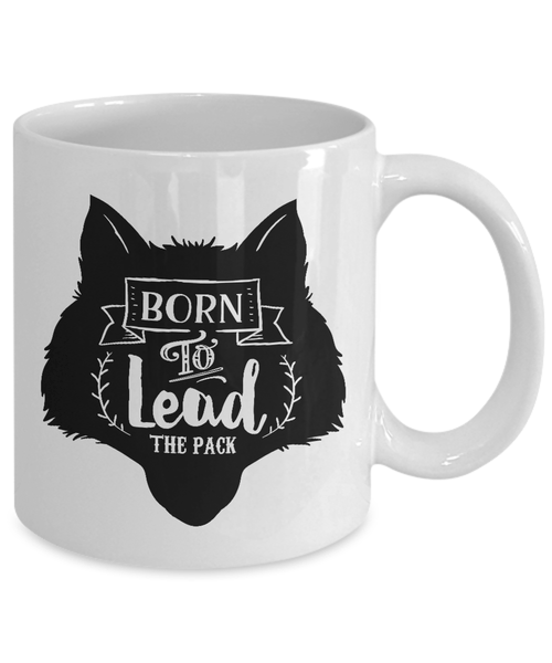 Wolf Coffee Mug for Sports Teams