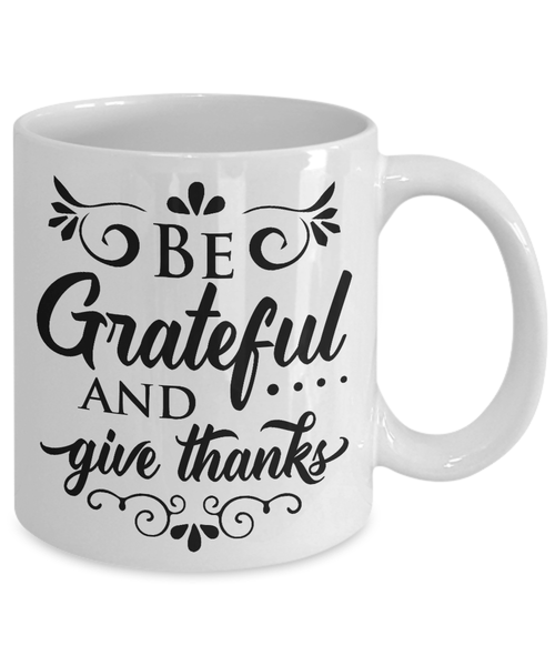 Thanksgiving Coffee Mug