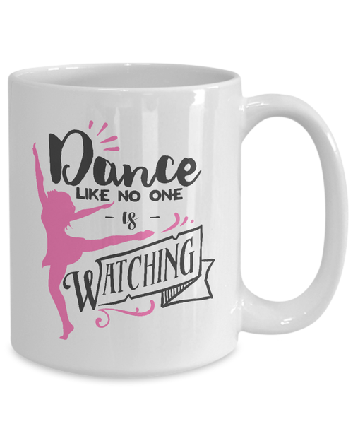 Coffee Mug for Dance Teachers