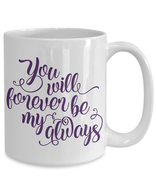 coffee mug for husband, wife, boyfriend, girlfriend, partner, or significant other