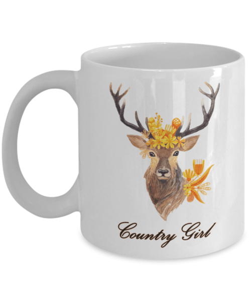 country girl mug