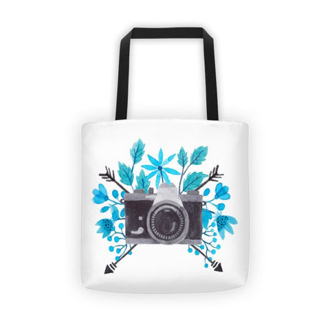 Azure Madness Photographer's Tote Bag